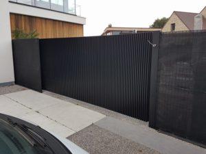 Meubili poort voorkant